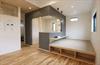 カフェキッチン+小上がり畳スペース01