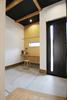 玄関土間+作業スペース02